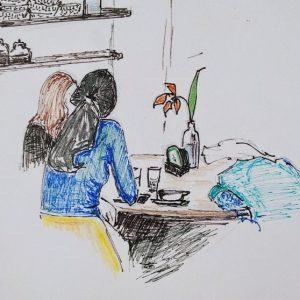 1 Im Kaffeehaus